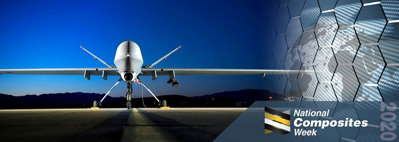 Hexcel Advanced Composites,  Essential for Unmanned Aerial Vehicles